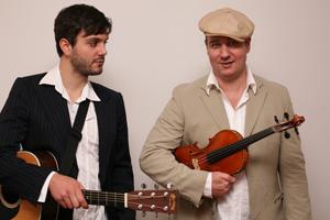 James Hickman & Dan Cassidy (UK & USA)