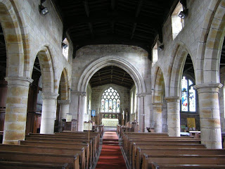 Photograph of St Michael's Church, Church Broughton