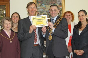 Gerard Rogers - Special Employee Award