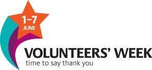 Celebrating Volunteers' Week!