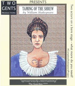 Taming of the shrew essays