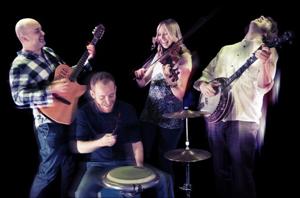 The Urban Folk Quartet in Concert