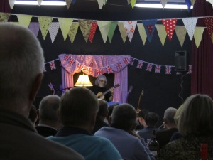 Gordon Giltrap at Hasland Village Hall