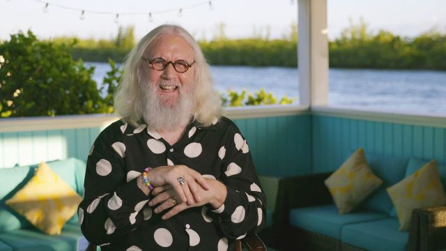 Billy Connolly now